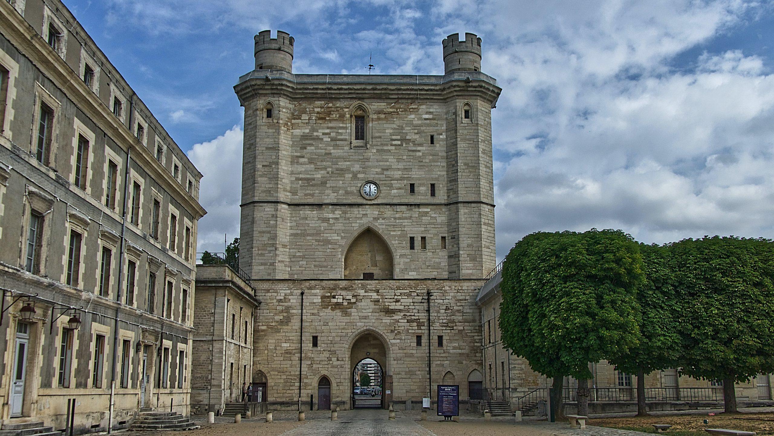 Chauffeur VTC à Vincennes - Chateau de Vincennes - Bandrive